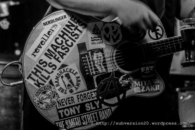 Joe Guiton's Guitar